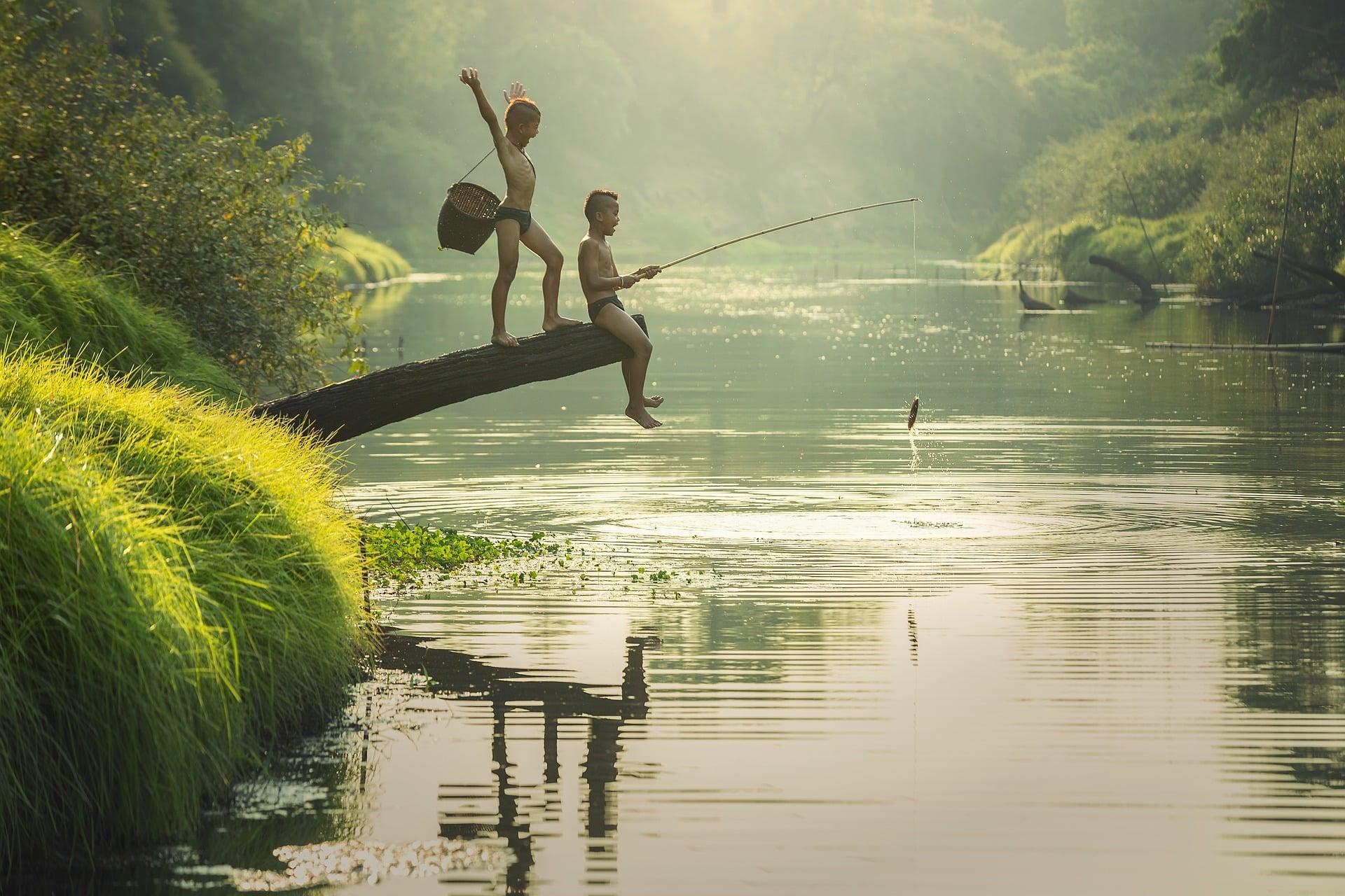 10 pasos pesca