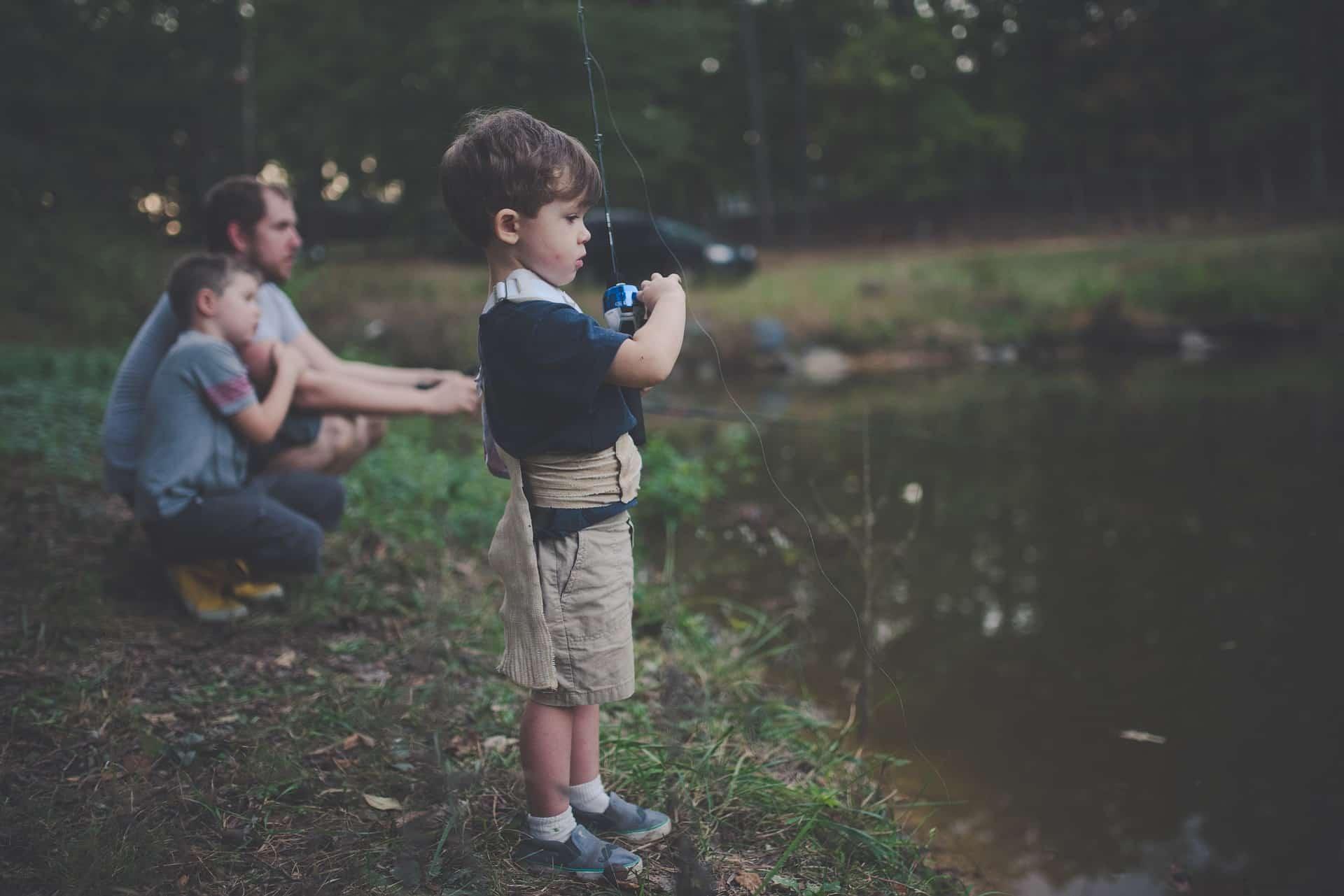 Guia principiantes pesca